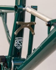 starling cycles murmur factory edition frame detail