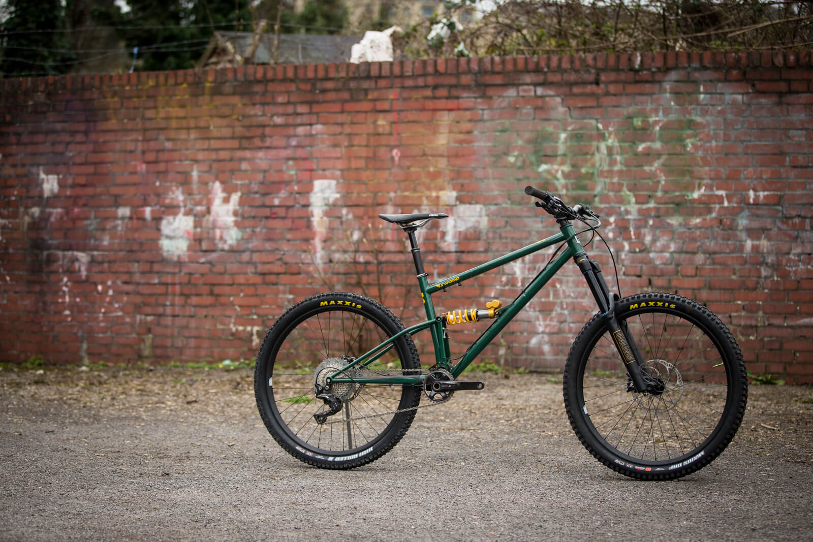 Starling Cycles Swoop Factory 275