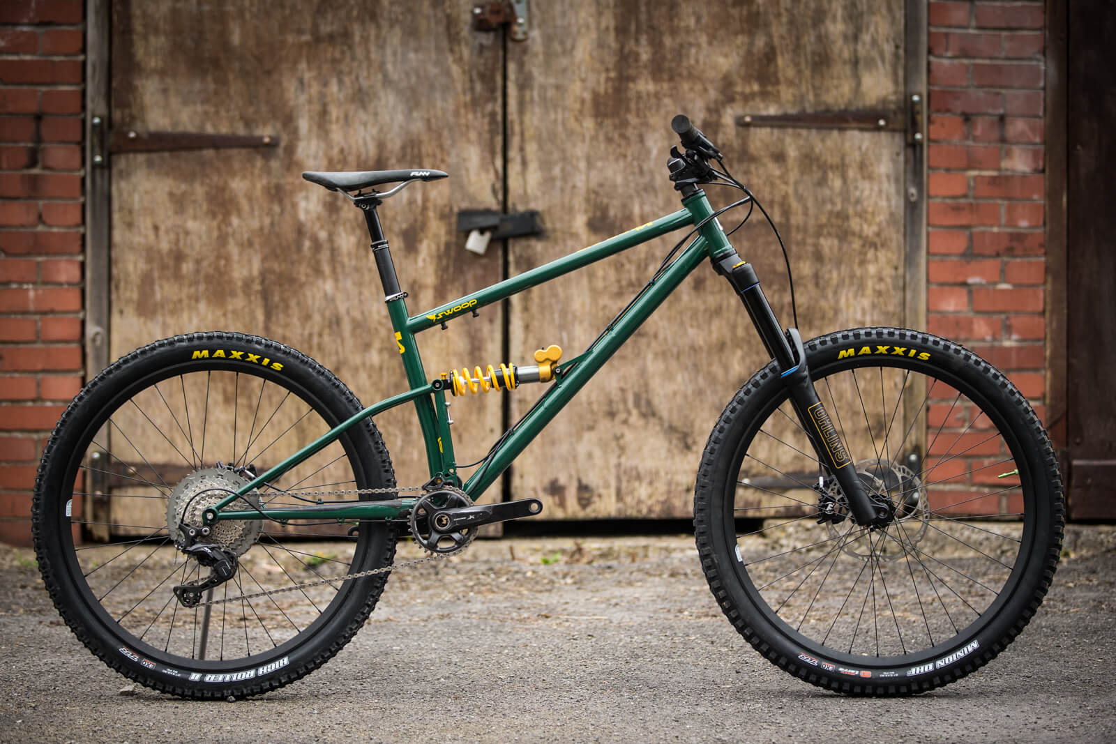 Starling Cycles Swoop Factory